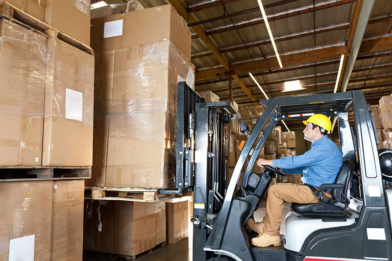 Counterbalanced Forklift Certification Program