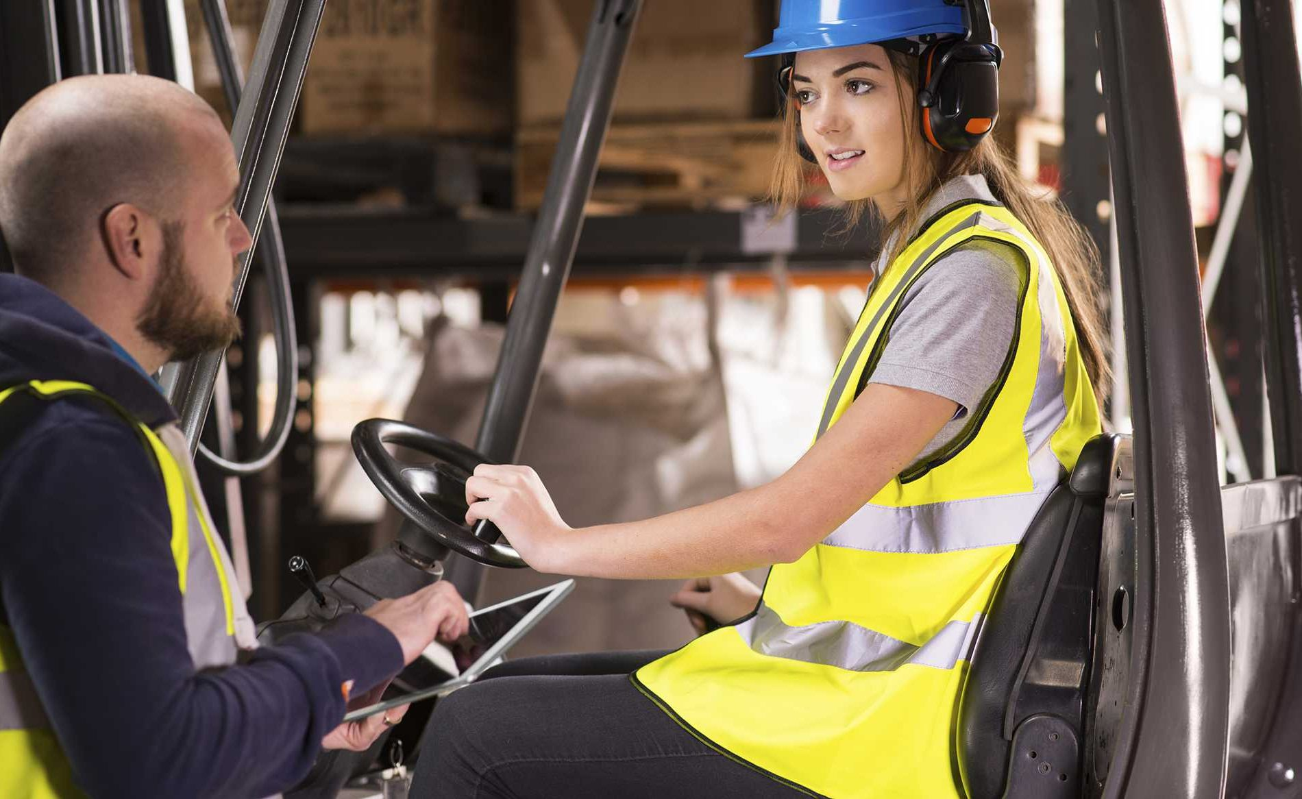 Martin's Forklift Training Programs