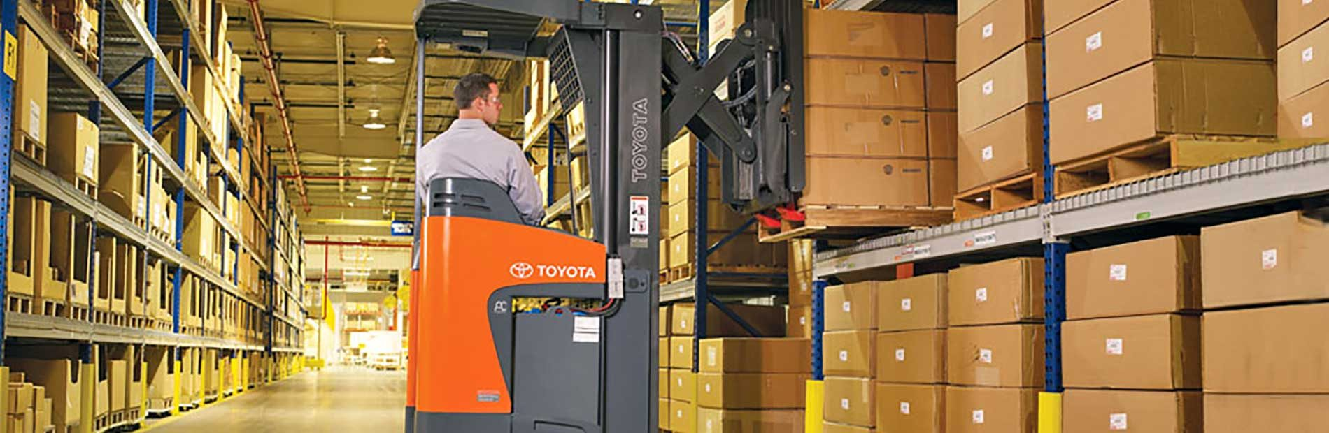 Narrow aisle forklift certification vancouver bc martins forklift operator training narrow aisle operator training 1betcityfo Images