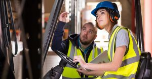 Vancouver Island Forklift Training