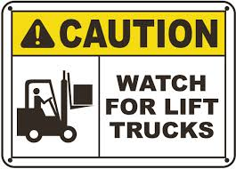 caution-forklifts