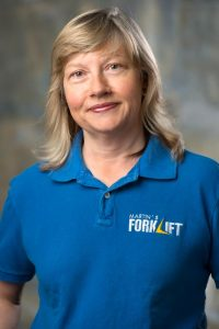 Lucia Wilson Forklift Certification and Training