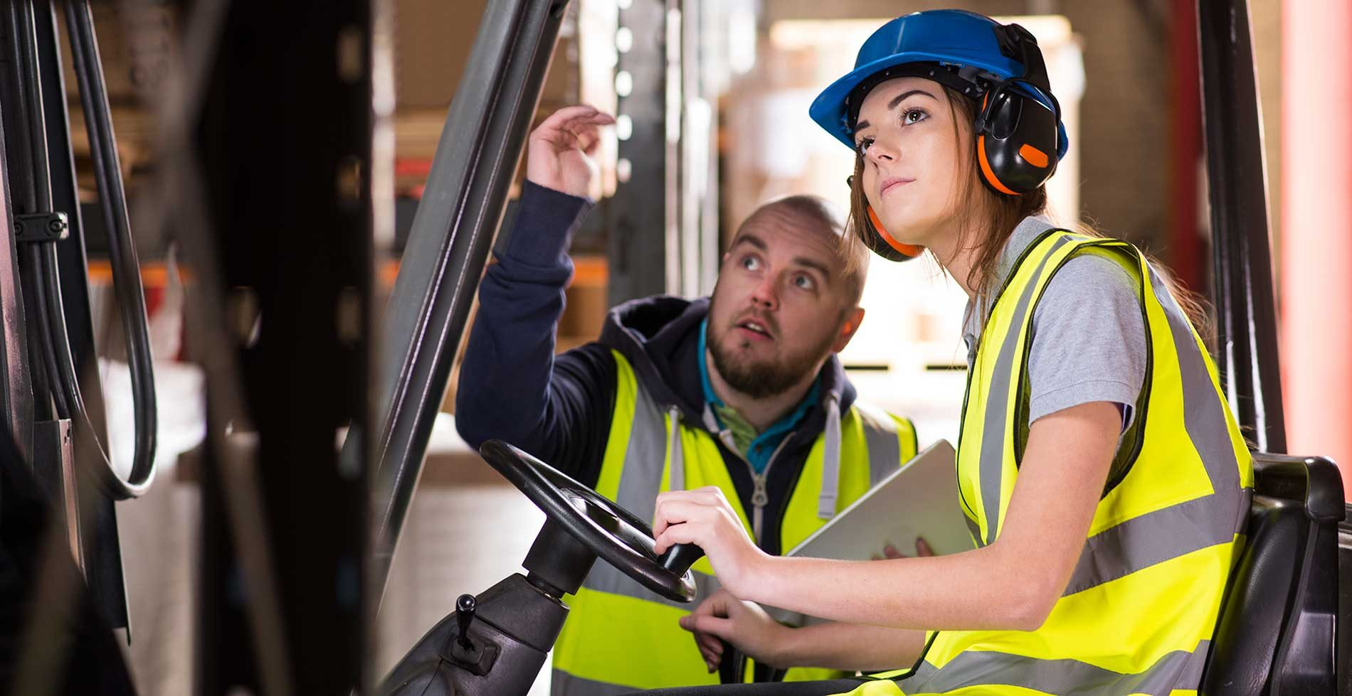 Martin's Forklift Training delivers forklift training at your business in Vancouver, Surrey, and elsewhere