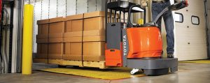 Powered Pallet Truck Operator