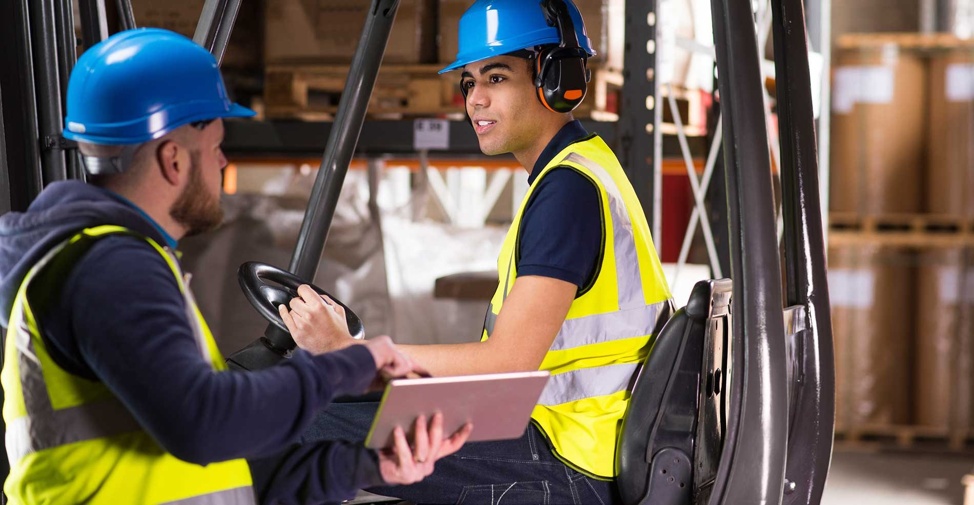 Why Get Forklift Training
