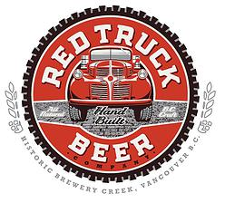red truck beer forklift training