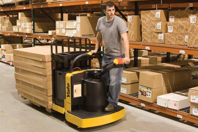 Powered Pallet Truck Forklift Certification Program